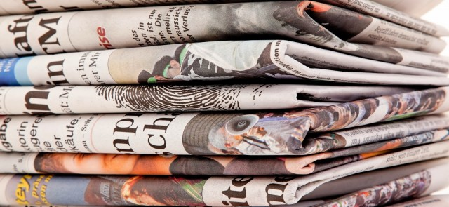 Diversidade de editorias e veículos de diferentes localidades no clipping da semana