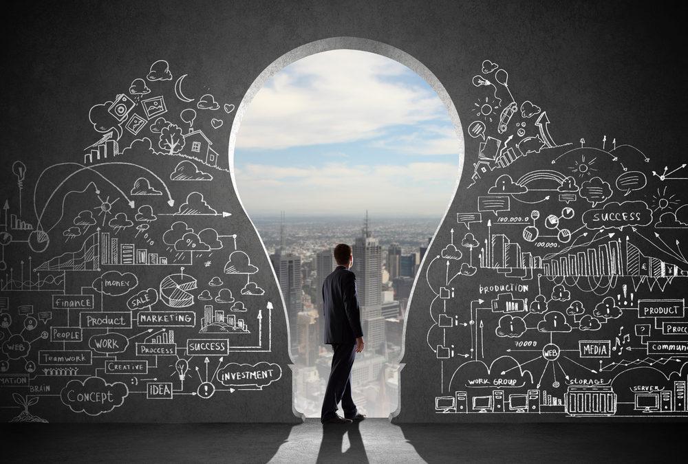 Mais do que ideias, crie oportunidades!