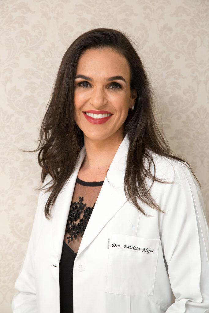 Patrícia Mafra - dermatologista nas clíncas Volpe (SP) e Bruno Vargas (BH)